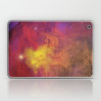 Nebula (Text) Laptop & iPad Skin