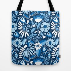 Annabelle - Blues Tote Bag