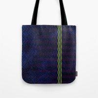 Pattern Stripes Vol. 1.0 Tote Bag