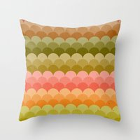 Autumn Frolic, Fall Foli… Throw Pillow