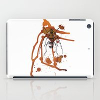 Insect in Ink 01 iPad Case