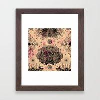 P.E.T.I.T. C.O.S.M.O.S. … Framed Art Print