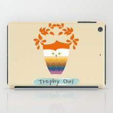 Trophy Owl iPad Case