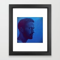 Only God Forgives Framed Art Print