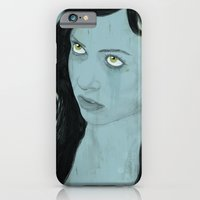 iPhone & iPod Case featuring Craters by Lowercase Industry