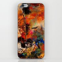 Untamed Passion iPhone & iPod Skin