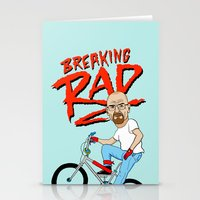 Breaking Rad Stationery Cards