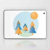 Tree Stitches Laptop & iPad Skin