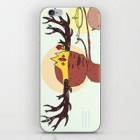 He Will Rule From Sea To Sea iPhone & iPod Skin