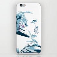 Man  iPhone & iPod Skin