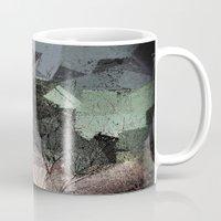Patchwork Abstract  Mug