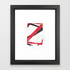 YEAR ONE Framed Art Print