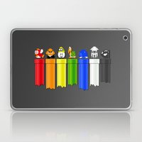 Drainbow Laptop & iPad Skin