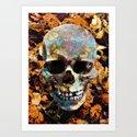 The Butterlies effect Art Print