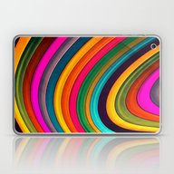 Laptop & iPad Skin featuring More Curve by Danny Ivan