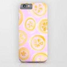 Pink Lemonade iPhone 6 Slim Case