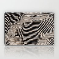 It's Waving Calligraphy Laptop & iPad Skin