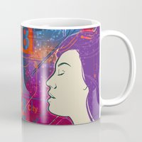 Immersed in New York Mug