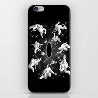 Space Orgasm iPhone & iPod Skin