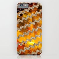 Glitter Space 6 - for iphone iPhone 6 Slim Case