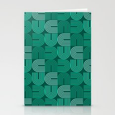 Op Art 123 Stationery Cards