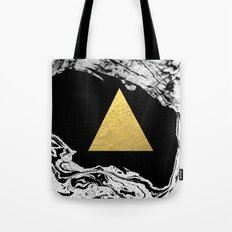 Davina - Triangle Modern… Tote Bag