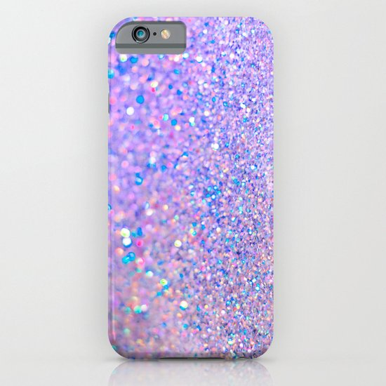 Glitter is the best medicine iPhone & iPod Case