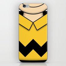 Chuck Brown Rises iPhone & iPod Skin