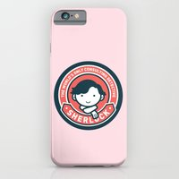 iPhone & iPod Case featuring Sherlock - Cute Sherlock Holmes in Red by mydeardear