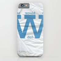 iPhone & iPod Case featuring What would we do? by Lain de Macias