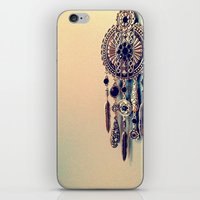 CatchingDreams iPhone & iPod Skin