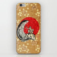 Aang in the Avatar State iPhone & iPod Skin