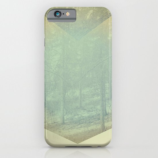 Chevron Forest iPhone & iPod Case