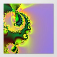 Melting Pot Canvas Print