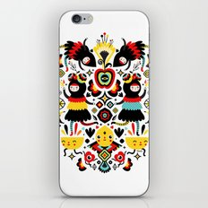 Morning Apple iPhone & iPod Skin