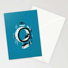 The Suburbs Stationery Cards