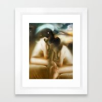 Nemesis Framed Art Print