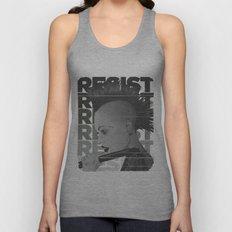 Resist Unisex Tank Top