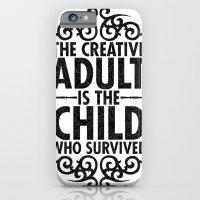 Creative iPhone 6 Slim Case