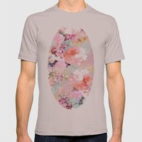 Love Of A Flower Mens Fitted Tee Cinder SMALL