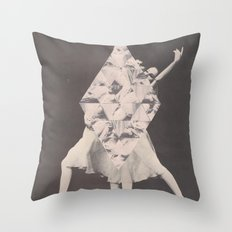 This Is Serious Throw Pillow