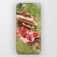 riverside teaparty iPhone & iPod Skin