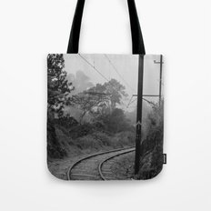 Tread Tote Bag