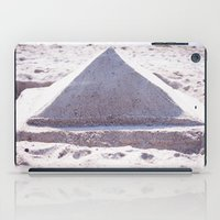 Sandy Triangle  iPad Case