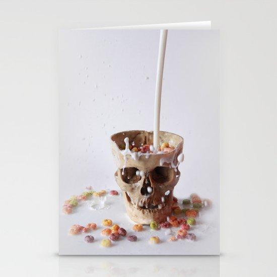 Cereal Killer Stationery Card