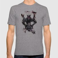 Kaworu Nagisa The Sixth.… Mens Fitted Tee Athletic Grey SMALL