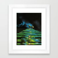 Equinox - Omni Challenge #2 Framed Art Print