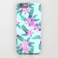 Tahitian Garden {D} iPhone 6 Slim Case