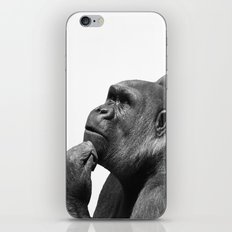 Thought Process iPhone & iPod Skin