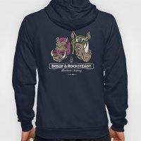 Bebop & Rocksteady Henchmen Academy  Hoody